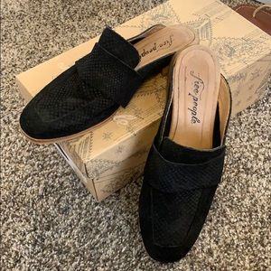 Free people loafer